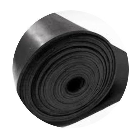 Rubber Sheeting Black Neoprene